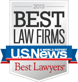 Kissinger & Fellman, P.C. Best Law Firms 2013