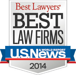 Kissinger & Fellman, P.C. Best Law Firms 2014